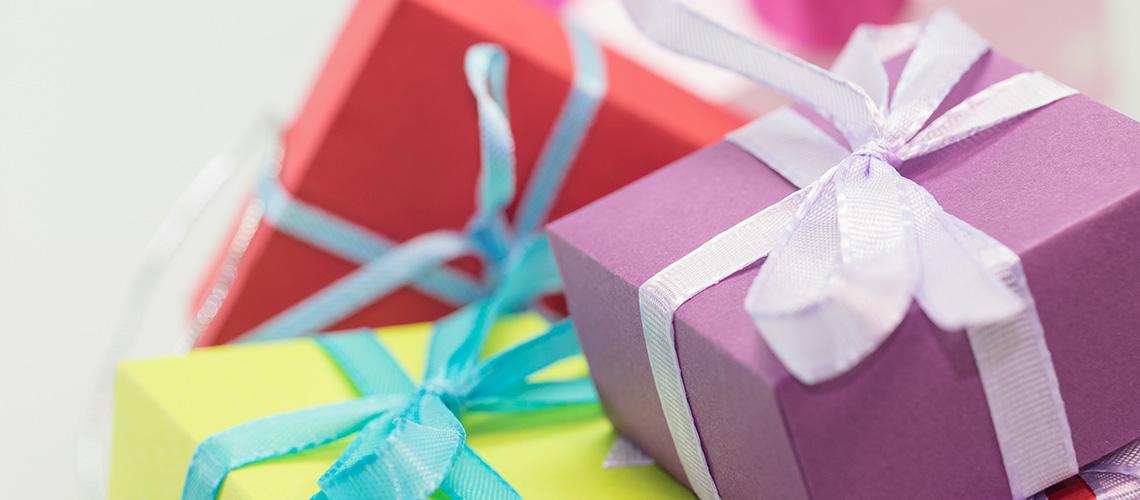 Leckere Weihnachtsgeschenke