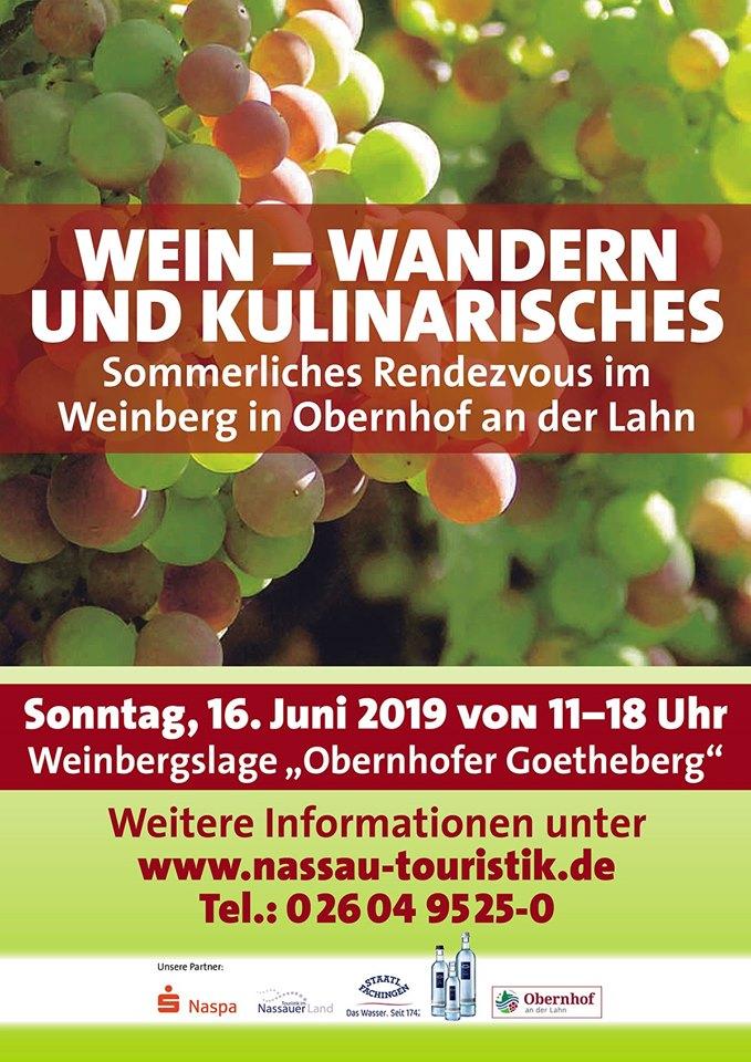 Wein Wandern