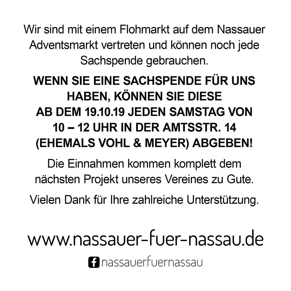 Nassauer für Nassau