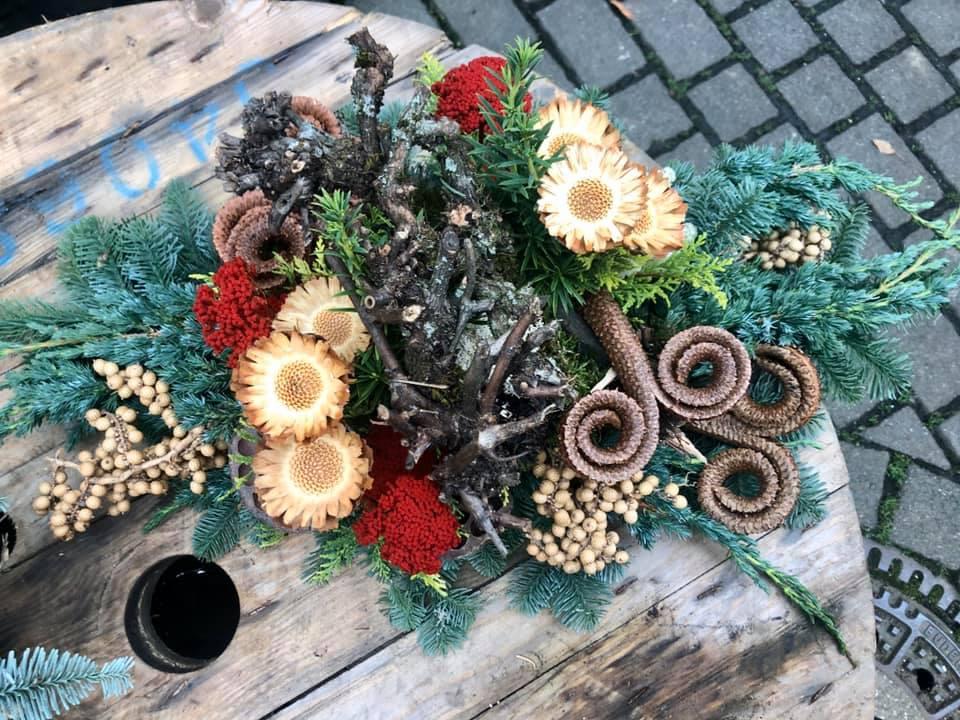 Proff florales Leben, Allerheiligen, Totensonntag