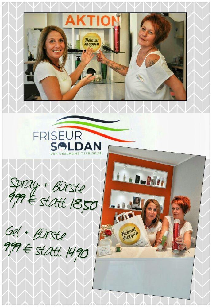 Friseur Soldan, Heimat shoppen