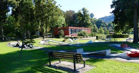 Steinpark, Restaurant und Cafe