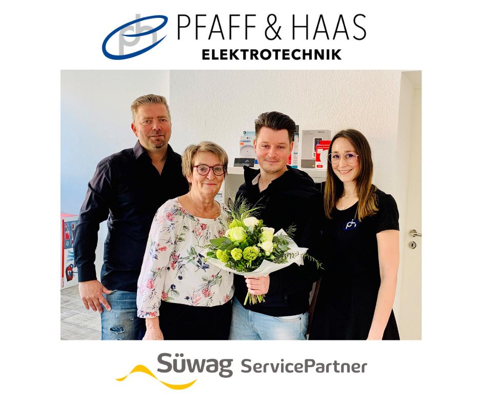 Pfaff &Haas